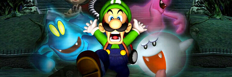 Luigi's Mansion (3DS) - Test / Review