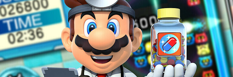Dr. Mario: Miracle Cure - Test