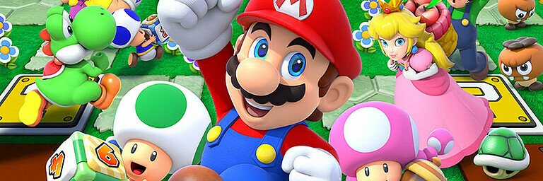 Mario Party Star Rush - Test