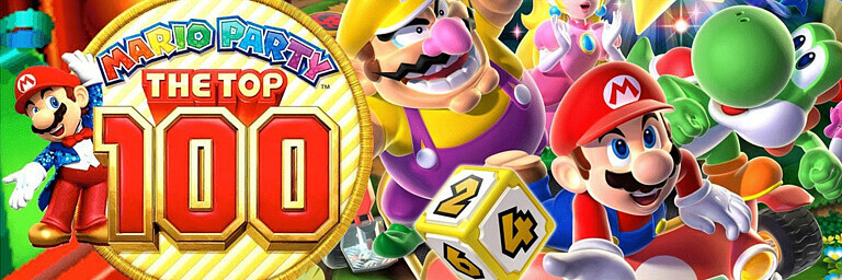 Mario Party The Top 100 - Test