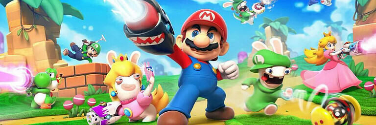 Mario & Rabbids: Kingdom Battle - Vorschau