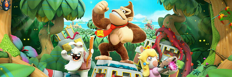 Mario + Rabbids: Donkey Kong Adventure - Test