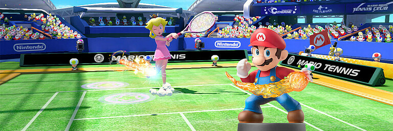 Mario Tennis: Ultra Smash - Special