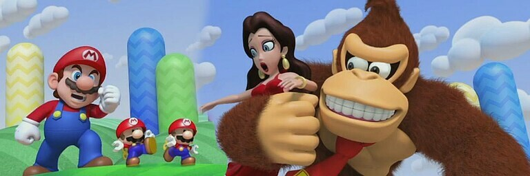 Mario vs. Donkey Kong: Tipping Stars - Test
