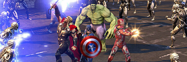 Marvel Heroes 2015 - Special
