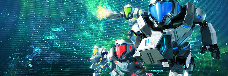 Metroid Prime: Federation Force (3DS) - Test