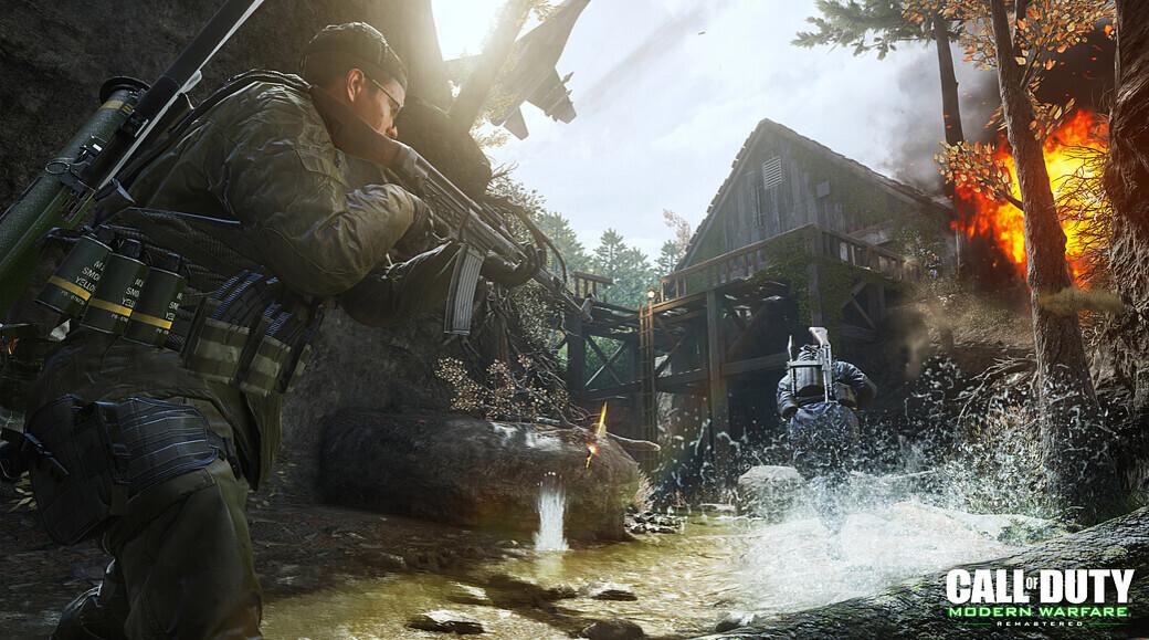 Variety-Map-Pack für Call of Duty: Modern Warfare Remastered ... on