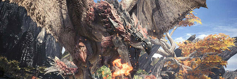 Monster Hunter: World - Test