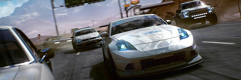 Need for Speed: Payback - Test