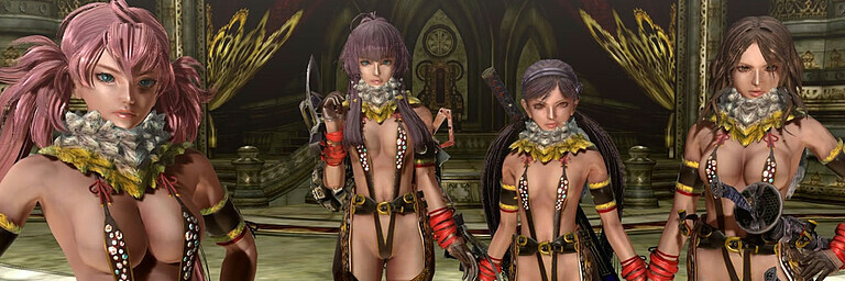 Onechanbara Z2: Chaos - Test
