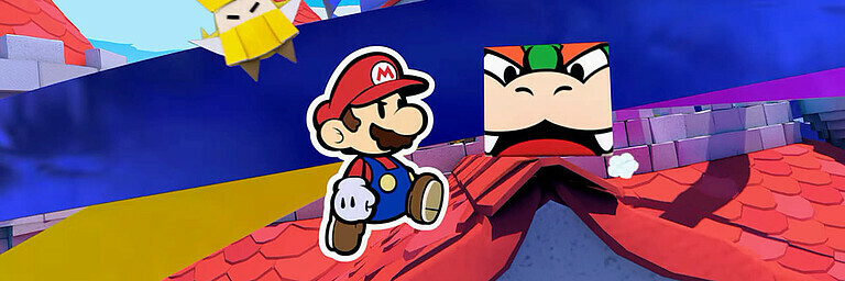 Paper Mario: The Origami King - Test / Review