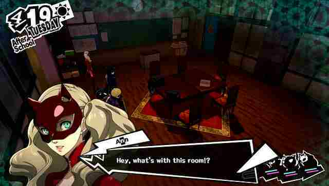 persona 5 auf ps4 ohne share features spoiler sollen. Black Bedroom Furniture Sets. Home Design Ideas