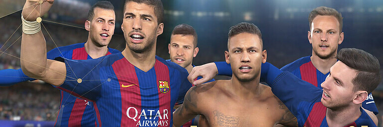 Pro Evolution Soccer 2017 - Test