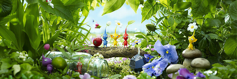 Pikmin 3 Deluxe - Test / Review