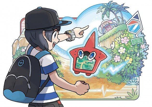 Pokémon Sonne Mond Vorschau Willkommen In Alola