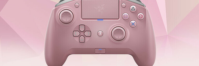 Razer Raiju Tournament Edition Quartz Pink - Test