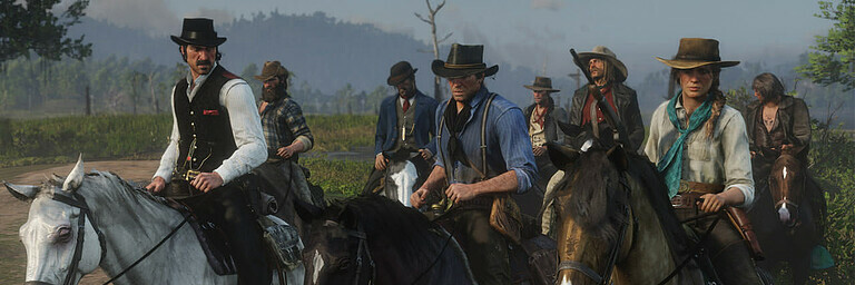 Red Dead Redemption 2 - Test / Review