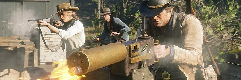 Red Dead Redemption 2 - XXL Hands-On Vorschau
