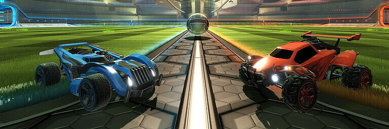 Rocket League - Test