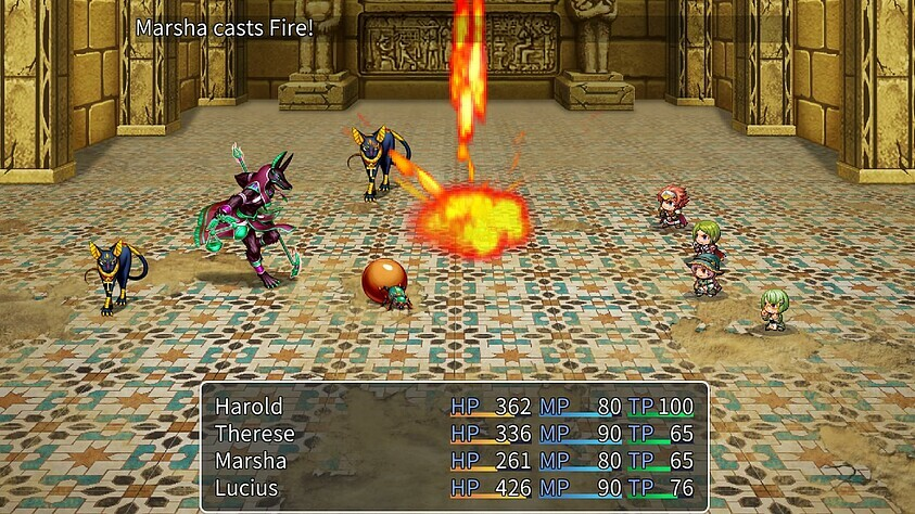 Moved RPG Maker MV for consoles