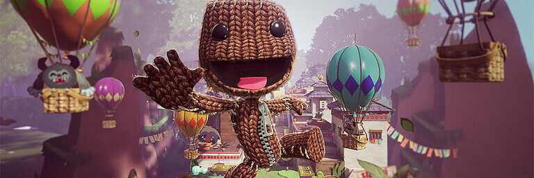 Sackboy: A Big Adventure - Test / Review