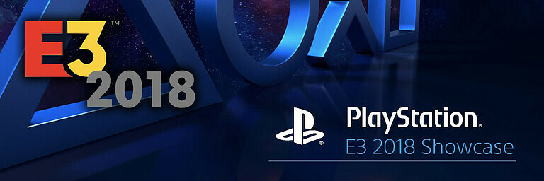 E3 2018: Die PlayStation-E3-Showcase