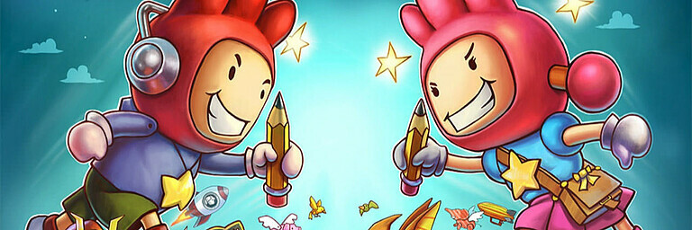 Scribblenauts Showdown - Test