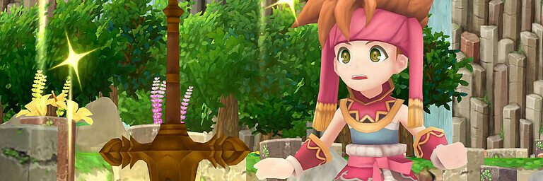 Secret of Mana HD-Remake - Vorschau