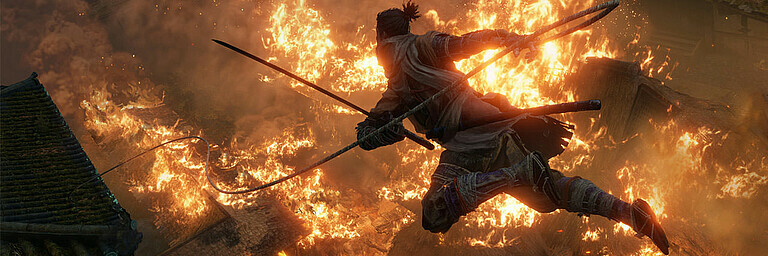 Sekiro: Shadows Die Twice - Test / Review