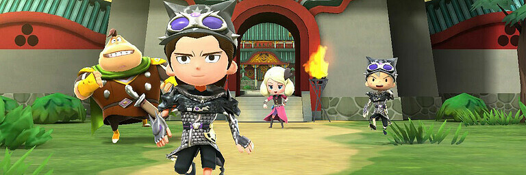 Snack World: Die Schatzjagd - Test / Review