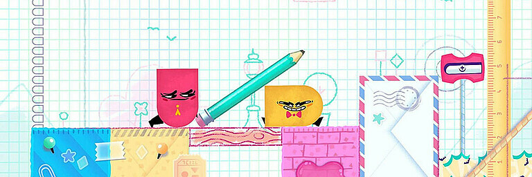 Snipperclips Plus - Test