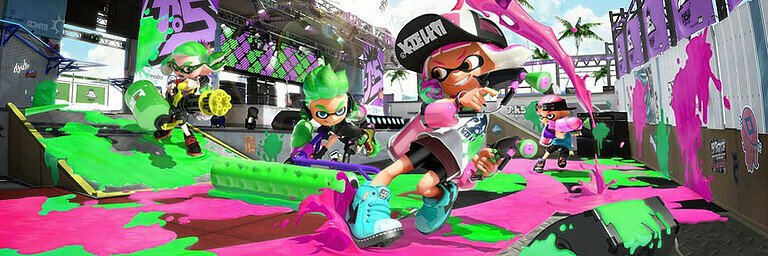 Splatoon 2 - Special