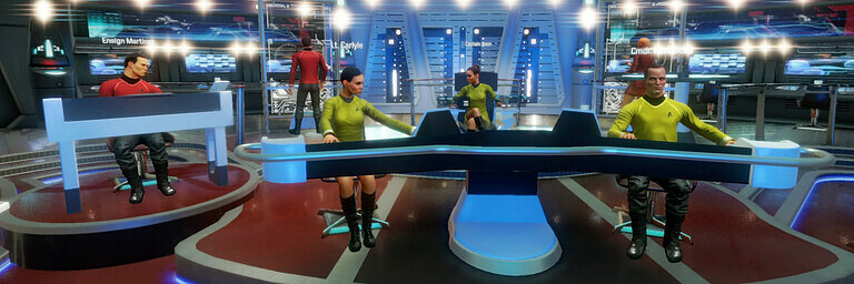 Star Trek: Bridge Crew - Test