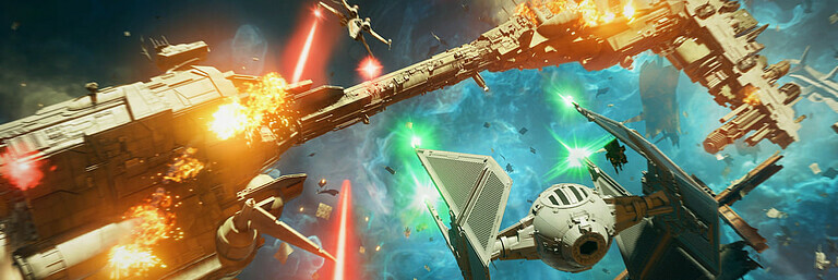 Star Wars: Squadrons - Test / Review