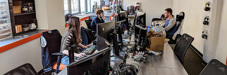 SteelSeries: Studiobesuch - Special