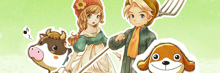 Story of Seasons - Test