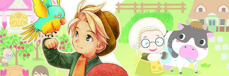 Story of Seasons - Tipps & Tricks