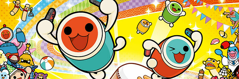 Taiko no Tatsujin: Drum Session! - Test / Review