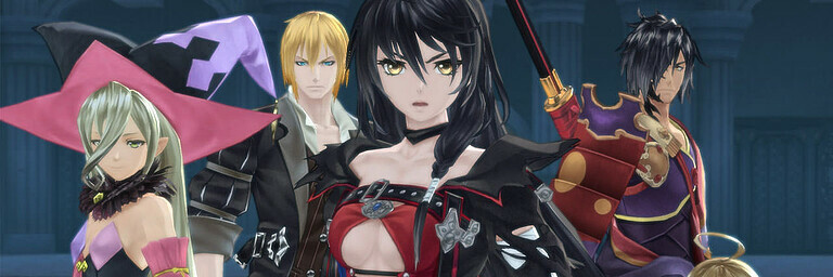 Tales of Berseria - Test