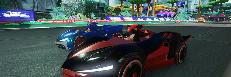Team Sonic Racing - Test / Review