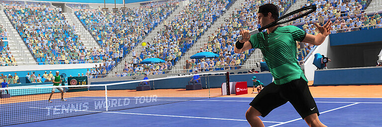 Tennis World Tour - Vorschau