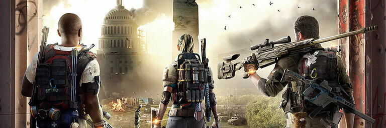 The Division 2 - Test / Review