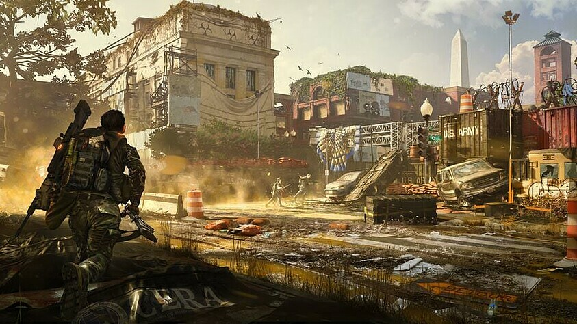 Best beta of The Division 2 is better – neuck