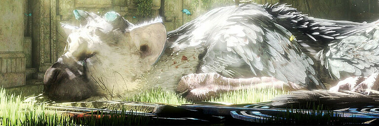 The Last Guardian - Vorschau