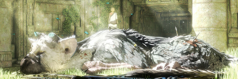 The Last Guardian - Test