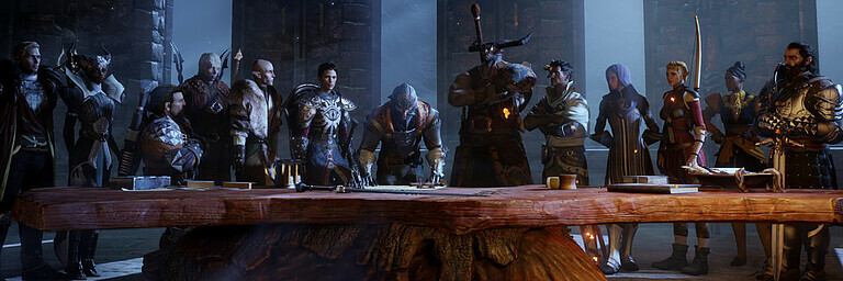Feature: Die Top Ten der Charaktere in Dragon Age: Inquisition