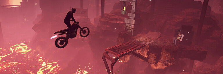Trials Rising - Test / Review