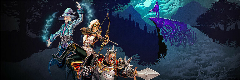 Trine 4 - Test / Review