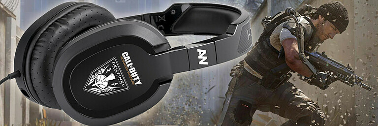 Turtle Beach: Ear Force Sentinel Gaming-Headset