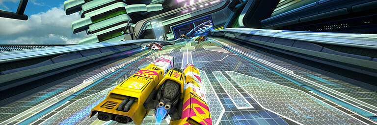 WipEout Omega Collection - Test